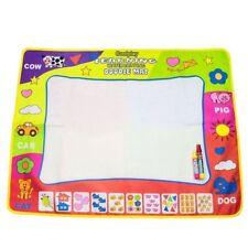 4 Color Aqua Doodle Mat, AsapGot Water Drawing Mat Painting Writing Doodle Board