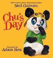 Chu's Day (Brand New Paperback Version) Neil Gaiman