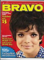 BRAVO Nr.48 vom 23.11.1970 Uschi Glas, Ramona, CCR, Christian Anders, Hot Legs