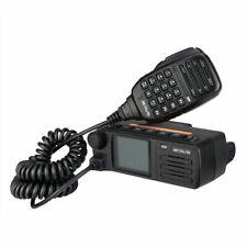 DMR Retevis RT73 Mini Mobile Car Radio GPS Dual Band/Display/standby 20W 4000CH