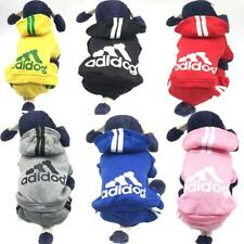More details for *new* adidog jumpsuit / tracksuit / hoodie for small/med dogs *uk seller*