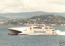 "Ak, ""stena Sea Lynx II"", catamarán-ferry para 1995"