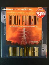 Middle of Nowhere 7 by Ridley Pearson (2012, CD, Abridged)