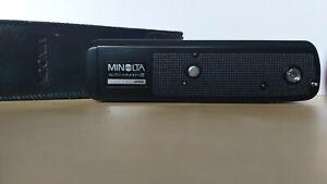 Minolta Autowinder G Motor Winder