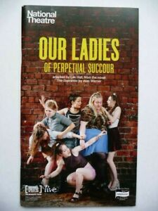 2016 National Theatre Programme - Our Ladies Of Perpetual Succour
