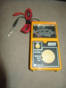 Megger BM100/2 Insulation Resistance and Continuity Tester