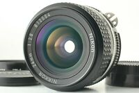 【EXC+5】 Nikon Ai-s Nikkor 24mm f/2.8 MF Wide Angle AIS Lens from Japan #168