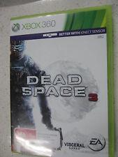 Dead Space 3 Xbox 360 PAL Version