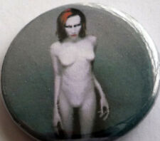 Marilyn Manson - Mechanical Animals 25mm Pin Badge MM2