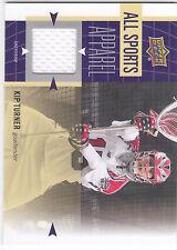 2011 Upper Deck World of Sports Apparel Lacrosse Kip Turner game used card