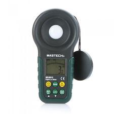 Mastech MS6612 Digital Lux Meter Light Meter Multi-functional 200,000 Lux