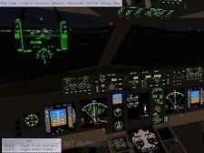 NEW FLIGHT GEAR SIMULATOR 2011 2013 FOR MS MICROSOFT WINDOWS SOFTWARE