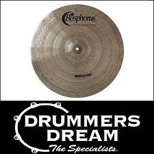 "Brand New Bosphorus New Orleans Series 21"" Ride Cymbal RRP $529 BPNO21R"