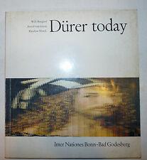 Arte Monografia Incisioni Stampe Revised - Geyso Bongard Mende: Durer Today 1978