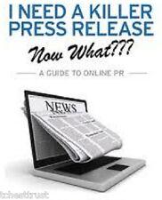 1 press release written & distributed worldwide -ONLY $99 NOW - Rock Star * PR