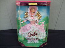 Little Bo Peep Barbie 1997 Children's Collector Edition Mattel NRFB MIB