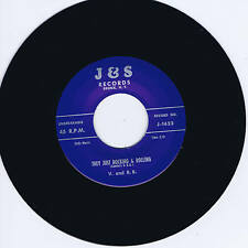 V.and B.B. - THEY JUST ROCKING & ROLLING (Ronnie Dawson song) Hot 50s R&B JIVER)