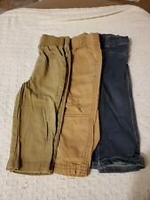 Lot of 3 Boys Bottom Size 18 Month Jeans & Pant Mixed Brand G619