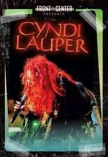 Cyndi Lauper Front and Center 0020286217695 DVD Region 1