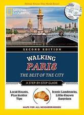 National Geographic France Travel Guides in English