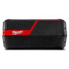 New Milwaukee  12 V - 18 V Li-ion Cordless Bluetooth Jobsite Speaker - Skin Only