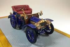 ILARIO 100 -  Rolls Royce 10hp 1904 sn200154  Current Car Blue   1/43