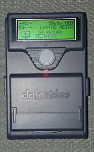 Datavideo DN-60 Digital CF Card Recorder with free 2x32GB cards