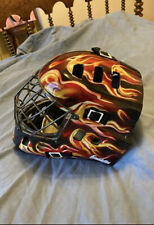 Ice hockey goalie mask.Franklin Pro