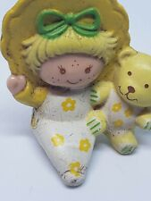 New ListingButter Cookie With Bear Strawberry Shortcake Pvc Character Vintage 80s