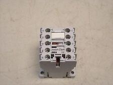 Joslyn Clark GE AGUT JM6A310AT 3 HP 110/120 VAC Starter  JM6A 10E JM6A10E