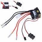 Double Way 320A ESC Brush Motor Speed Controller With Fan for RC Car Boat Model