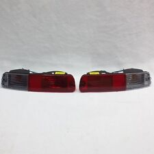 Mitsubishi Pajero Montero Set Fog Lights Lamp for Rear Bumper  L+R 2003-2006