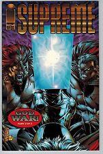Supreme #22 1994 (C6026) Image Comics God War! Part 2