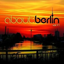 ABOUT: BERLIN VOL: 11 2 CD ROBIN SCHULZ, LOST FREQUENCIES NEU