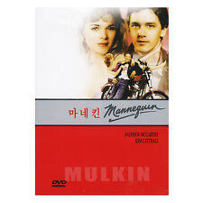 MANNEQUIN (1987) DVD - Michael Gottlieb, CATTARALL & MCCARTHY *New* *Sealed*