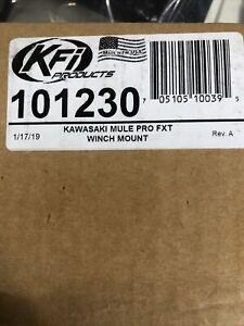 KFI 101230 Kawasaki Mule Pro FXT Winch Mount