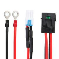 4Pin Car Radio Power Supply Cord Cables for ICOM IC-7000 IC-7600/ FT-450/FT950