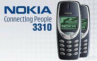 Nokia 3310 Bleu (Désimlocké)  Reconditionné Comme Neuf Garantie 12 mois