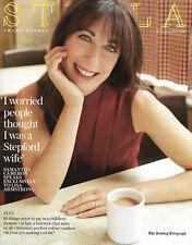 Stella magazine - Samantha Cameron Cover & Interview (10 September 2017)