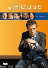 DR. HOUSE, Season 2 (Hugh Laurie) 6 DVDs NEU+OVP (OHNE FSK!!!)