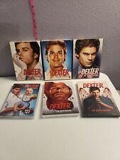 Showtime Dexter dvd lot Season 1-6