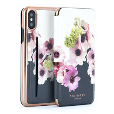 Ted Baker® NELI Mirror Case with outer Card Slot for iPhone X/XS - Neapolitan