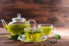 Mokhtar 100% Natural Pure Premium Grade Leaf Green Tea 100 Tea BAGS