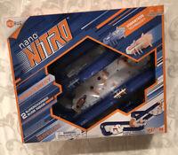 New Hex Bug Nano Nitro Habitat Toy Set Nitro Playground Supercharged Bug Inc 30p