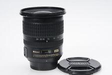 Nikon Nikkor AF-S 10-24mm f3.5-4.5 G DX ED IF Lens AFS                      #832