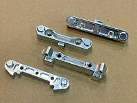 Aluminum Front and Rear Suspension Arm Mount for Arrma 1/8 Kraton 6s BXL