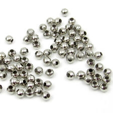 50Pcs Alloy Metal Beads Finding