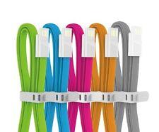 1m USB Magnetico Caricabatterie Lead Cavo Sincronizzazione Dati Filo Per iPhone 6,6+, 5,5c, 5s