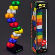 Light Stax Starter Set 12 Piece Light Up Building Block Construction Toy LED