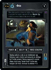 Arica FOIL [played] REFLECTIONS III star wars ccg swccg